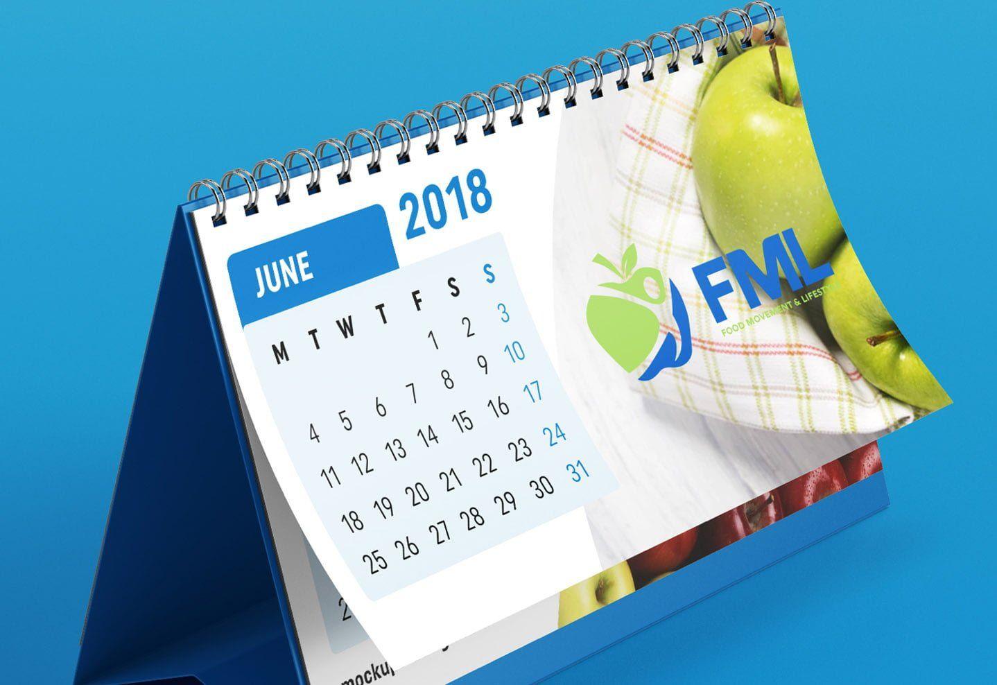 FML Calendar Branding