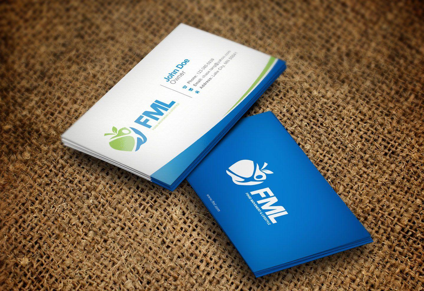 FML Visiting Card