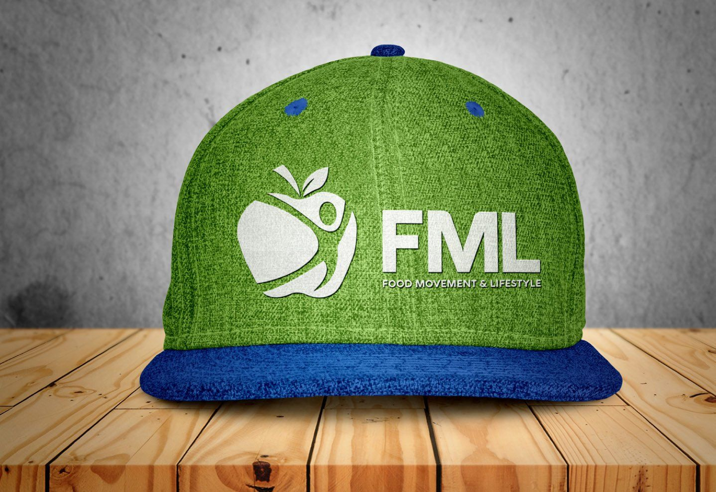 FML Cap Branding