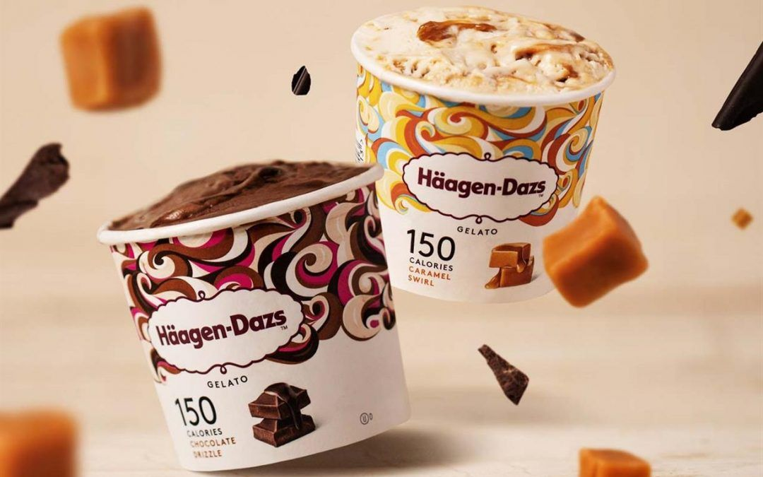 "Branding advice from the ice cream called ""Haagen-dazs"""