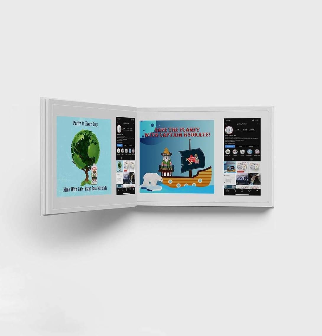 Client Portfolio, BrandYou Creative Agency Ireland Work Portfolio for Clients, Brandyou Creative
